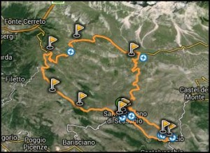 Sessanio - Rocca Calascio - Campo Imperatore
