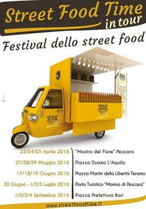 Street Food Time Teramo