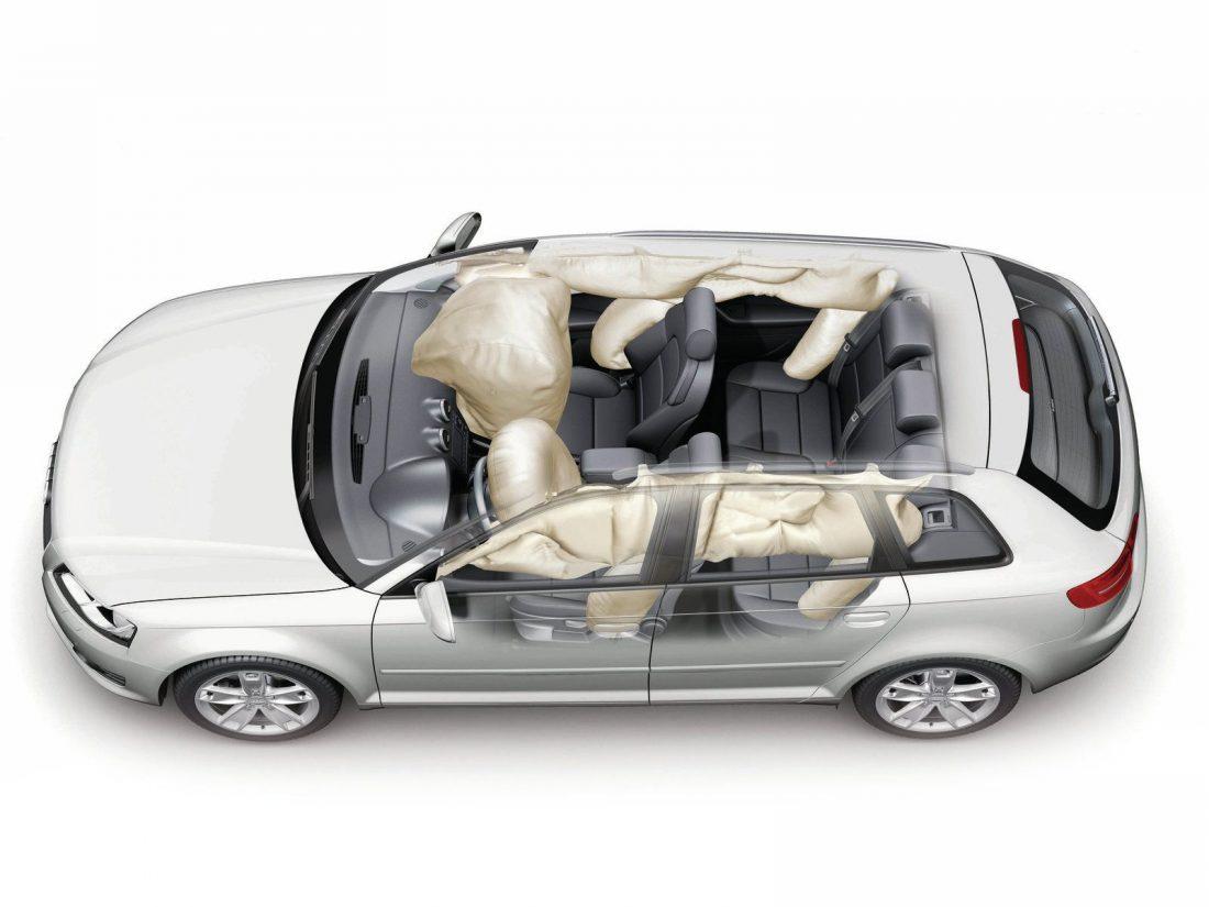 vendita calda autentica immagini dettagliate varietà di disegni e colori Airbag, un alleato per la sicurezza | Strada dei Parchi