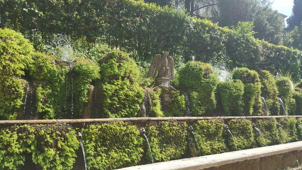 Cascata Giardino Fai Da Te : Villa deste: primo esempio di giardino allitaliana dove lacqua fa